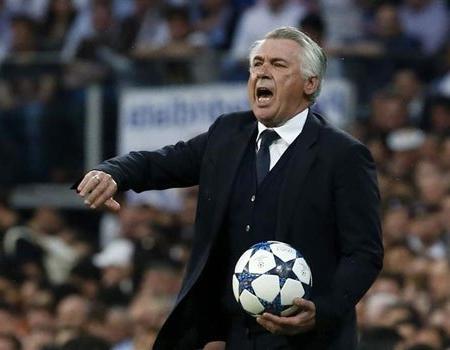 Il Napoli, Ancelotti  carica i suoiuomini