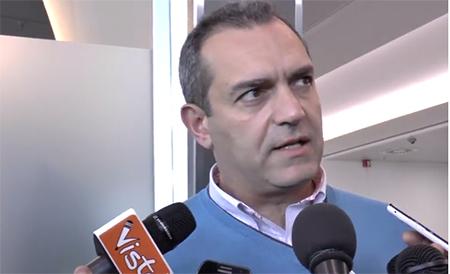 """Il sindaco de Magistris,  """"Sono concentrato h24 a fare il sindaco diNapoli"""""""