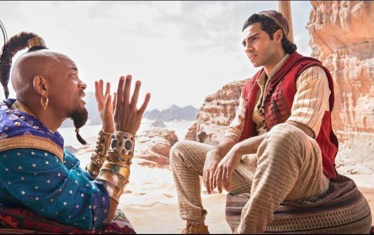 Al Cinema Torna Aladdin in stile  'live-action'