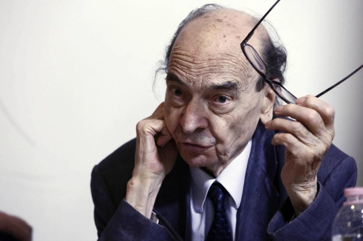 Tullio Gregory si spegne,  uomo  di idee ecultura
