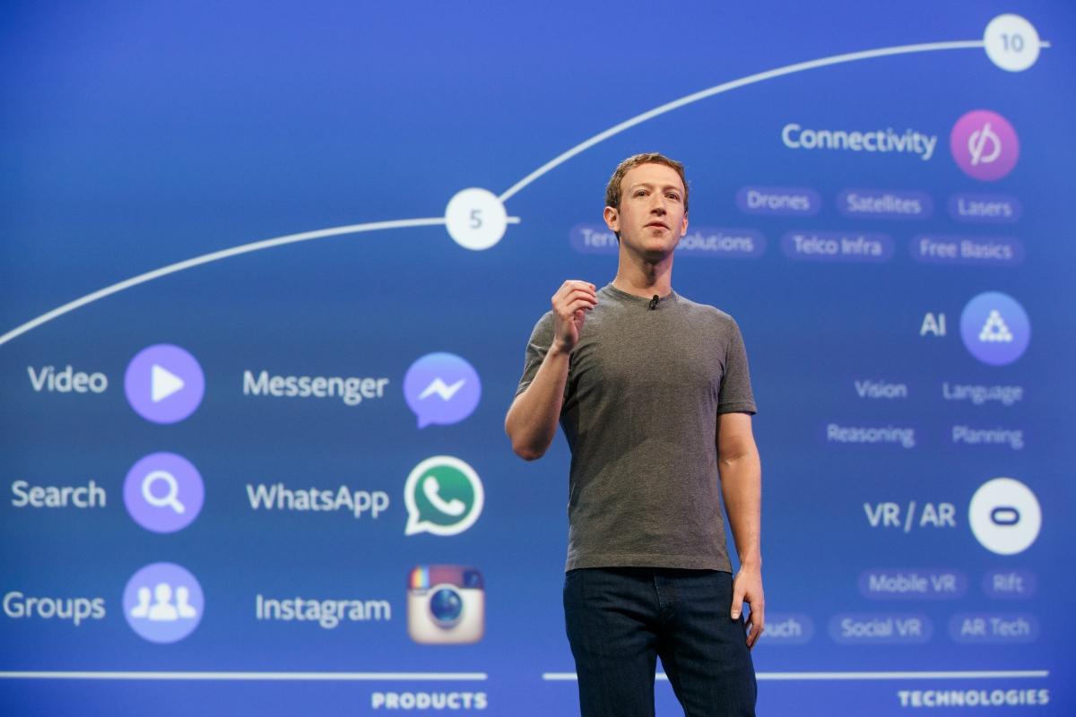 Facebook:  Ipotesi della  'messaggistica privata'