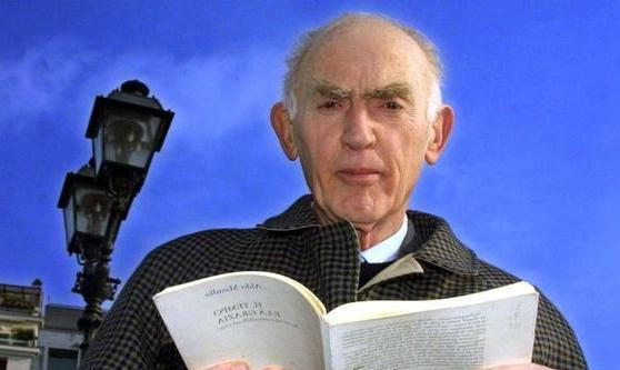 Il filosofo Aldo Masullo compie 96 anni, festa pronta al Palazzo SanGiacomo