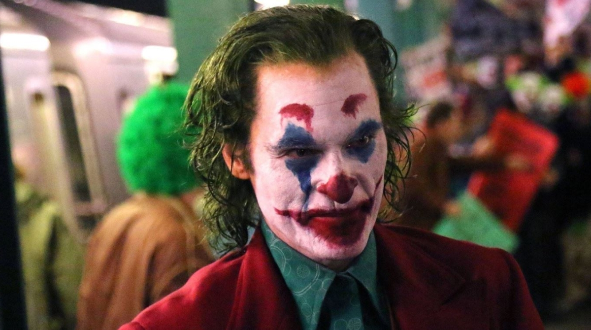 Joker, l' attesissimo film  in uscita ad 'Ottobre'