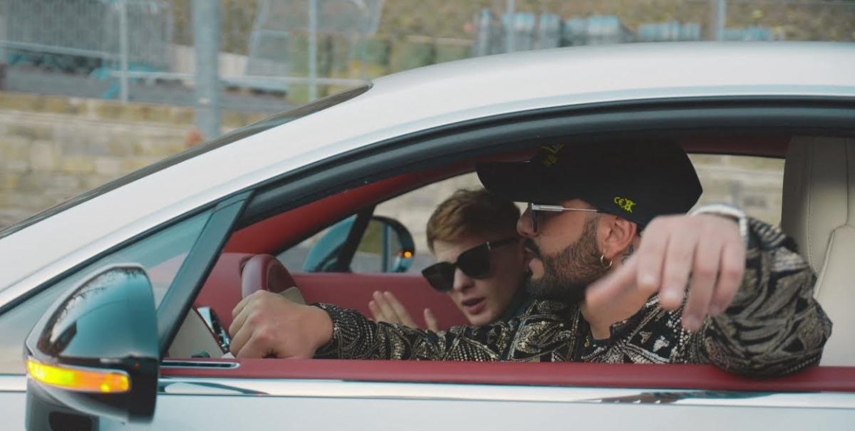 Il Trapper Lele Blade  presenta  'Bentley' feat Y.Snapp