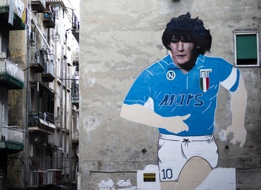 Maradona: atteso a Cannes per il documentario su 'anni napoletani'