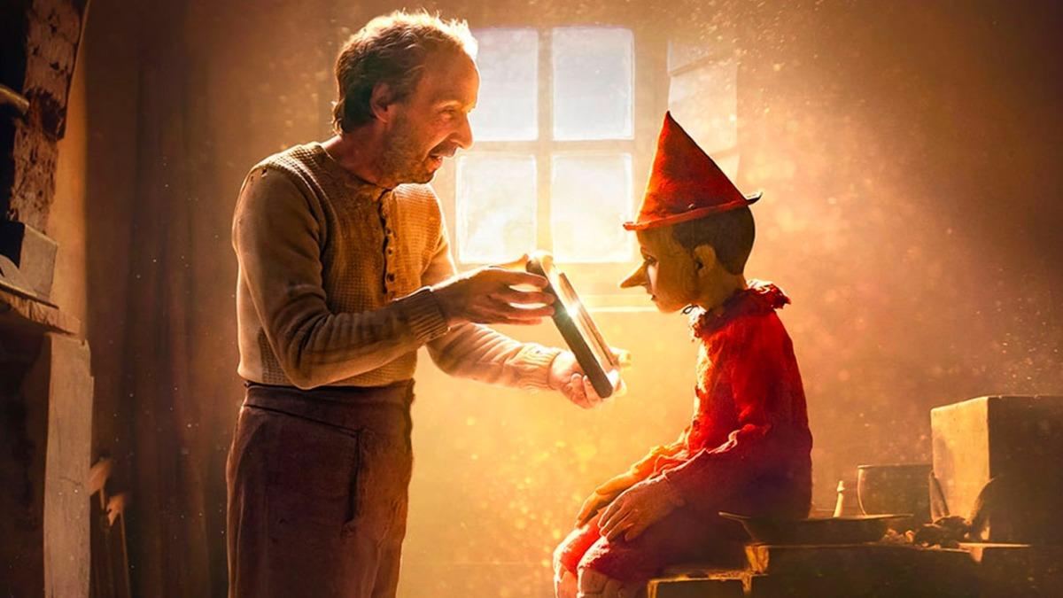 'Pinocchio': Arriva nelle sale il 19 Dicembre il nuovo film diretto  da -MatteoGarrone-