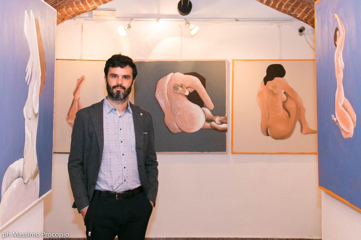 -Declinazioni al Femminile-  L' artista  Matteo Fieno, presenta le sue  Opere al  'Milano ArtGallery'