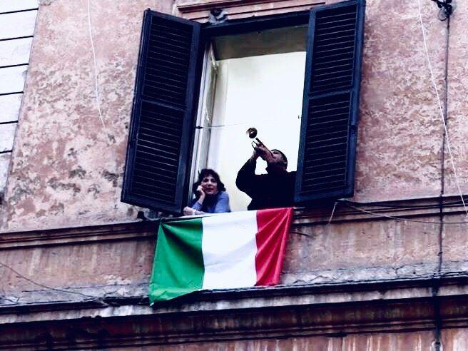 L' Italia s' è desta dal climaappannato