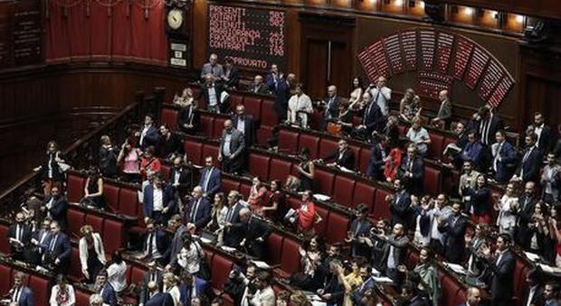 Il ricatto deiParlamentari