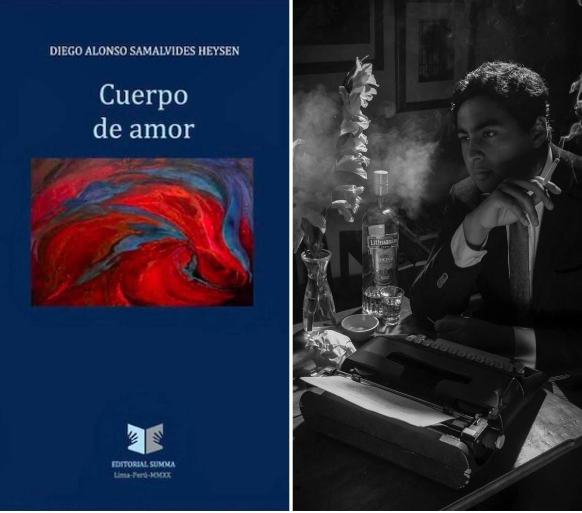 Diego Alonso Samalvides Heysen, inediti del poetaPeruviano